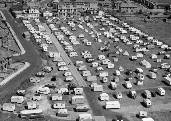شارع هورشام وضواحيها ، بيسهافن ، 1933