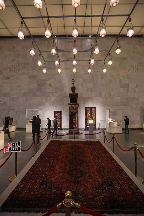 المتحف المصرى للحضارة (16)