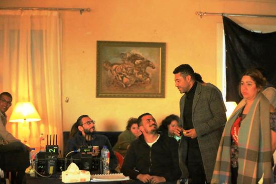 صناع فيلم آل هارون (4)