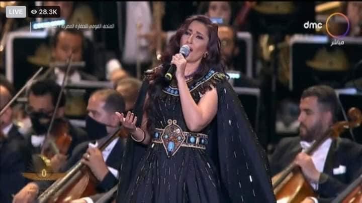 السوبرانو المصرية أميرة سليم