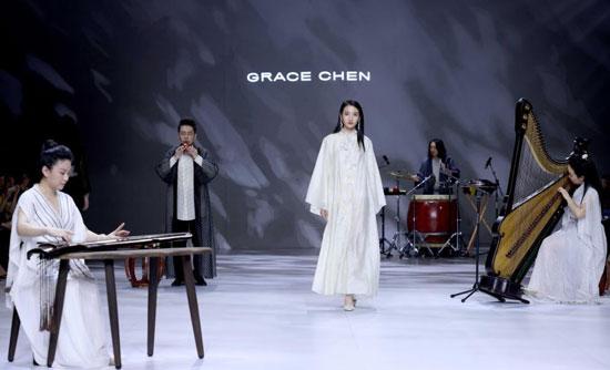 أسبوع الموضة الصينى (1)