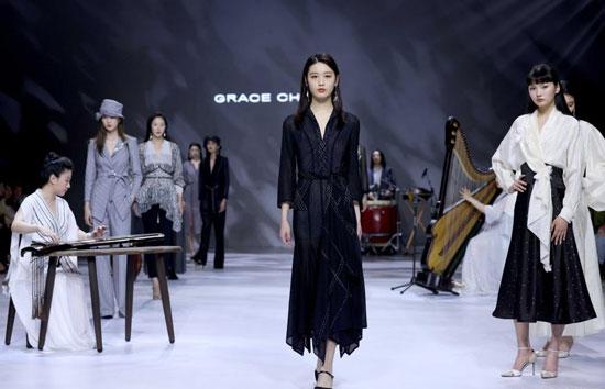 أسبوع الموضة الصينى (3)