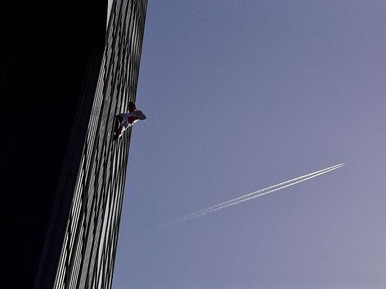 صعد لأول مرة مبنى شارد الذي يبلغ ارتفاعه 310 أمتار