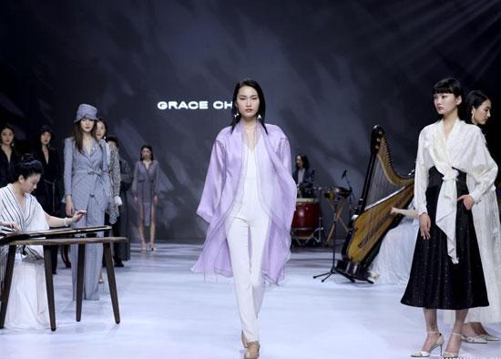 أسبوع الموضة الصينى (2)