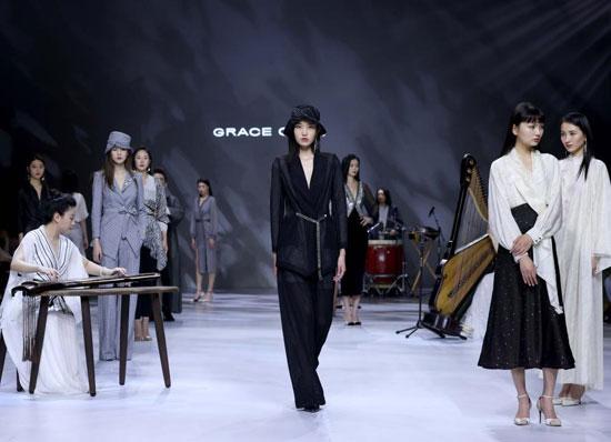 أسبوع الموضة الصينى (4)