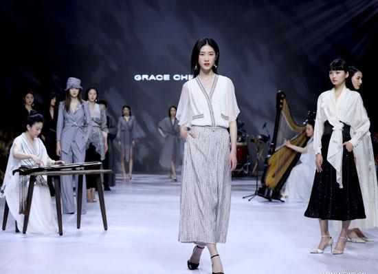 أسبوع الموضة الصينى (5)