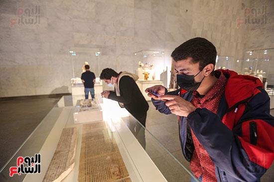 المتحف المصرى للحضارة (36)