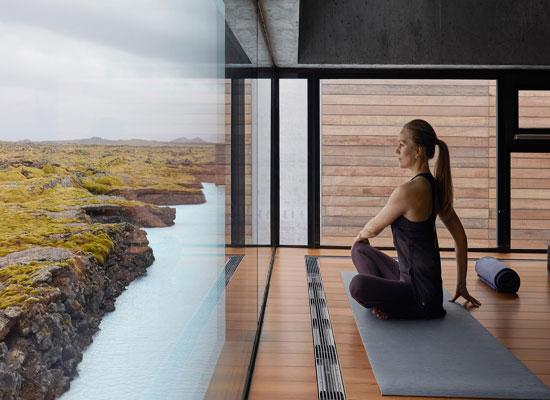 حمام الحيوية فى ايسلندا (6)