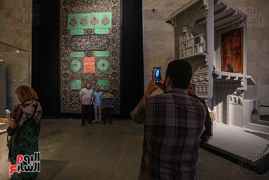 المتحف المصرى للحضارة (13)