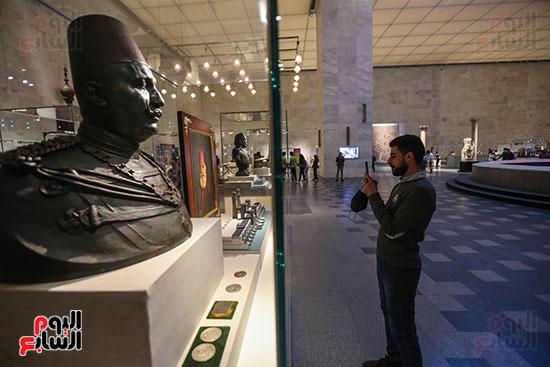 المتحف المصرى للحضارة (14)