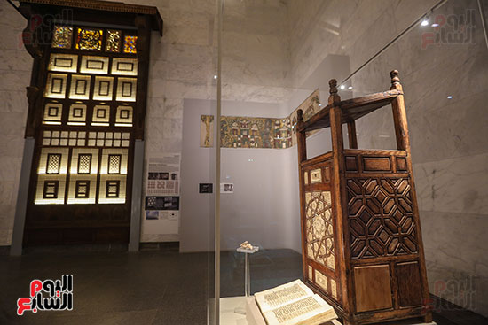 المتحف المصرى للحضارة (3)
