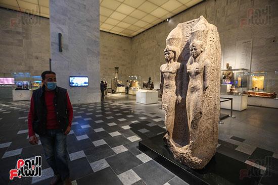 المتحف المصرى للحضارة (41)