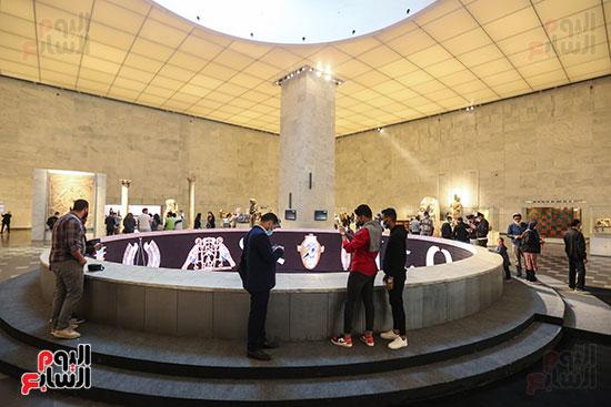 المتحف المصرى للحضارة (17)