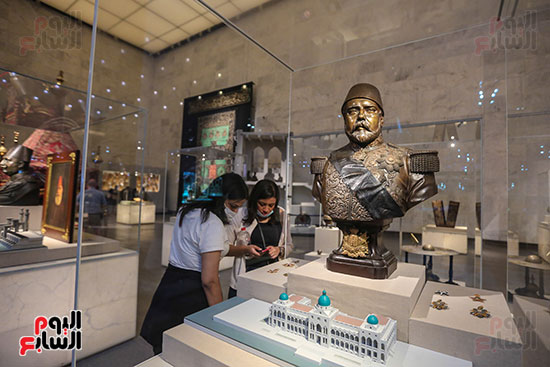 المتحف المصرى للحضارة (7)