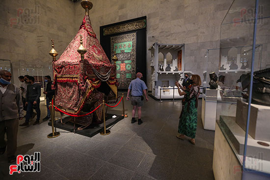 المتحف المصرى للحضارة (9)