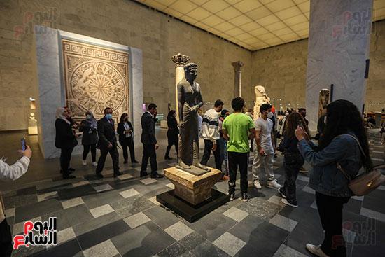المتحف المصرى للحضارة (15)