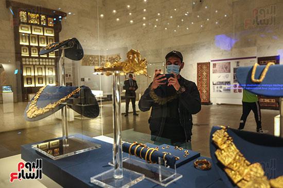 المتحف المصرى للحضارة (46)