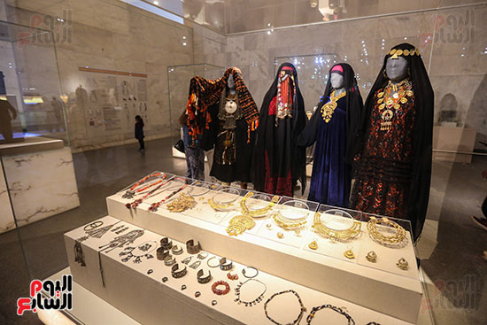 المتحف المصرى للحضارة (12)