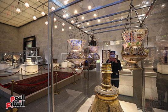 المتحف المصرى للحضارة (6)