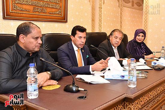 لجنة الشئون الافريقية (2)