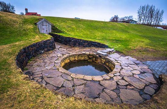 حمام الحيوية فى ايسلندا (8)