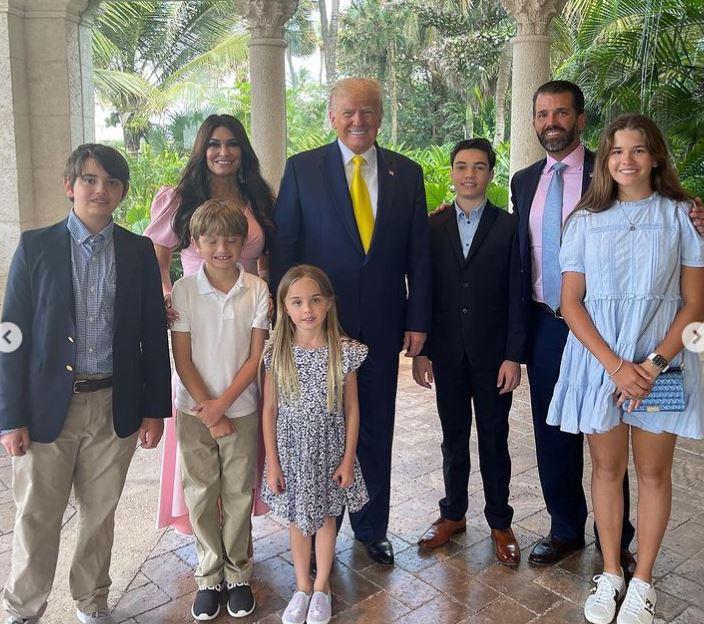 عائلة دونالد ترامب