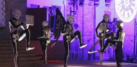 رقصة الموت فى اسبانيا