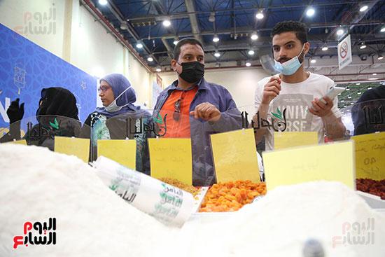 منتجات رمضان بالمعرض