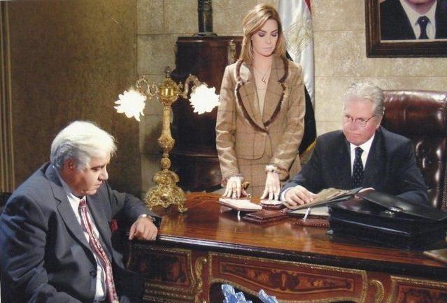 سيد عثمان وحسين فهمى