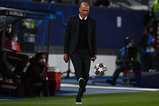 زيدان-مدرب-ريال-مدريد