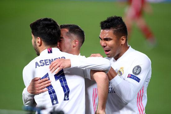 احتفال-لاعبى-ريال-مدريد