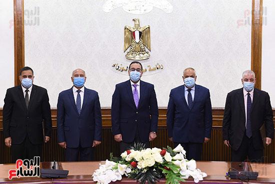 الدكتور مصطفى مدبولى رئيس الوزراء (3)