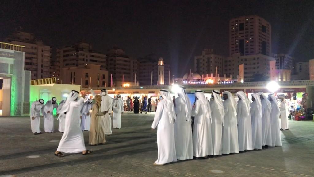 رقصات تراث عربى