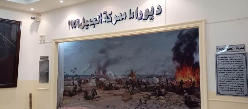 المتحف الحربى ببورسعيد (6)