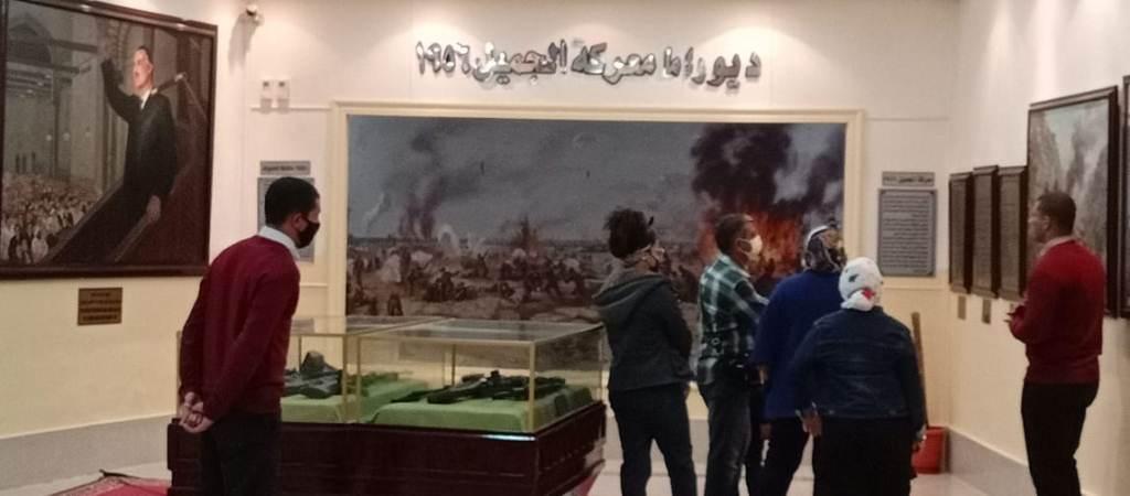 المتحف الحربى ببورسعيد (1)