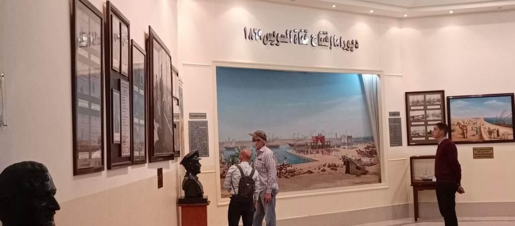 المتحف الحربى ببورسعيد (2)