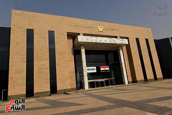الحكومة تستعد لاحتفالية العاصمة الإدارية الجديدة (12)