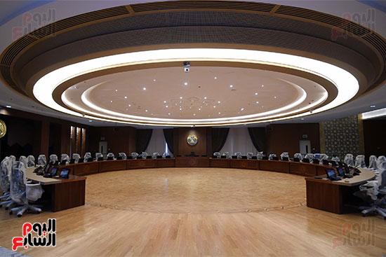 الحكومة تستعد لاحتفالية العاصمة الإدارية الجديدة (5)
