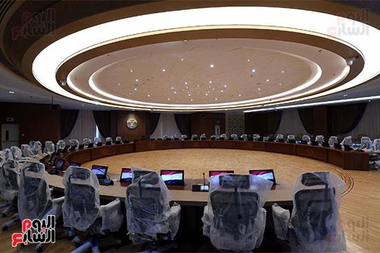 الحكومة تستعد لاحتفالية العاصمة الإدارية الجديدة (6)