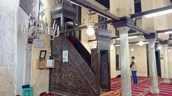 المسجد تحفه معمارية متميزة