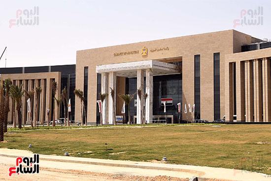 الحكومة تستعد لاحتفالية العاصمة الإدارية الجديدة (2)