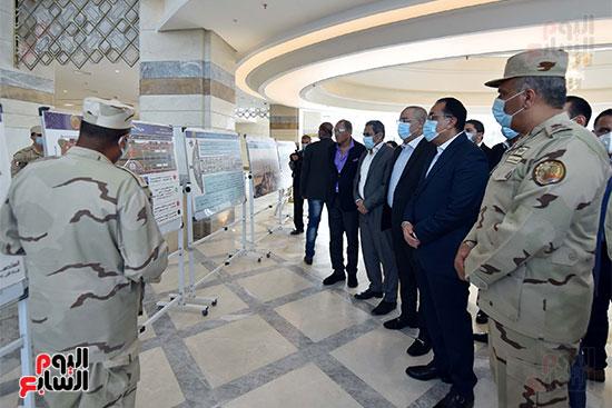 الحكومة تستعد لاحتفالية العاصمة الإدارية الجديدة (14)
