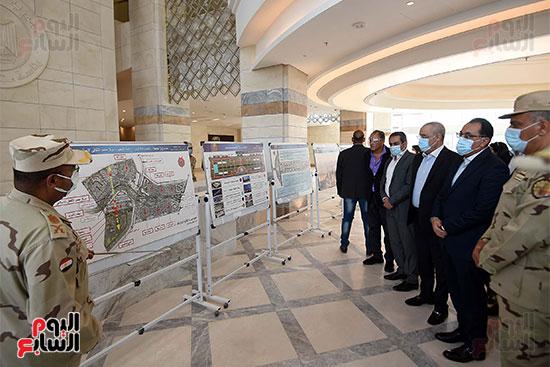 الحكومة تستعد لاحتفالية العاصمة الإدارية الجديدة (11)