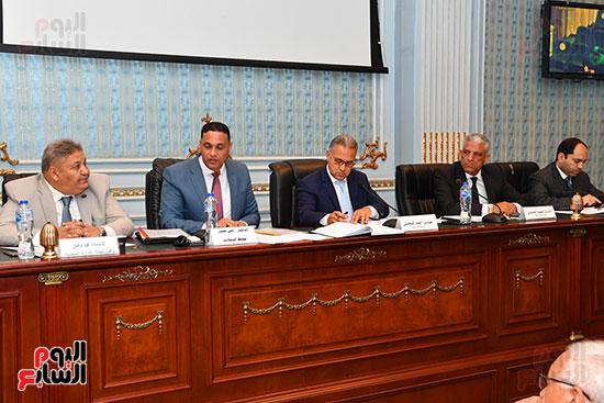 لجنة الإدارة المحلية بمجلس النواب (10)