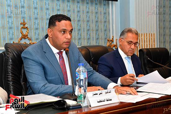 لجنة الإدارة المحلية بمجلس النواب (8)