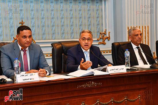 لجنة الإدارة المحلية بمجلس النواب (6)