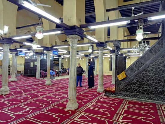 مسجد أبو المكارام ببفوه