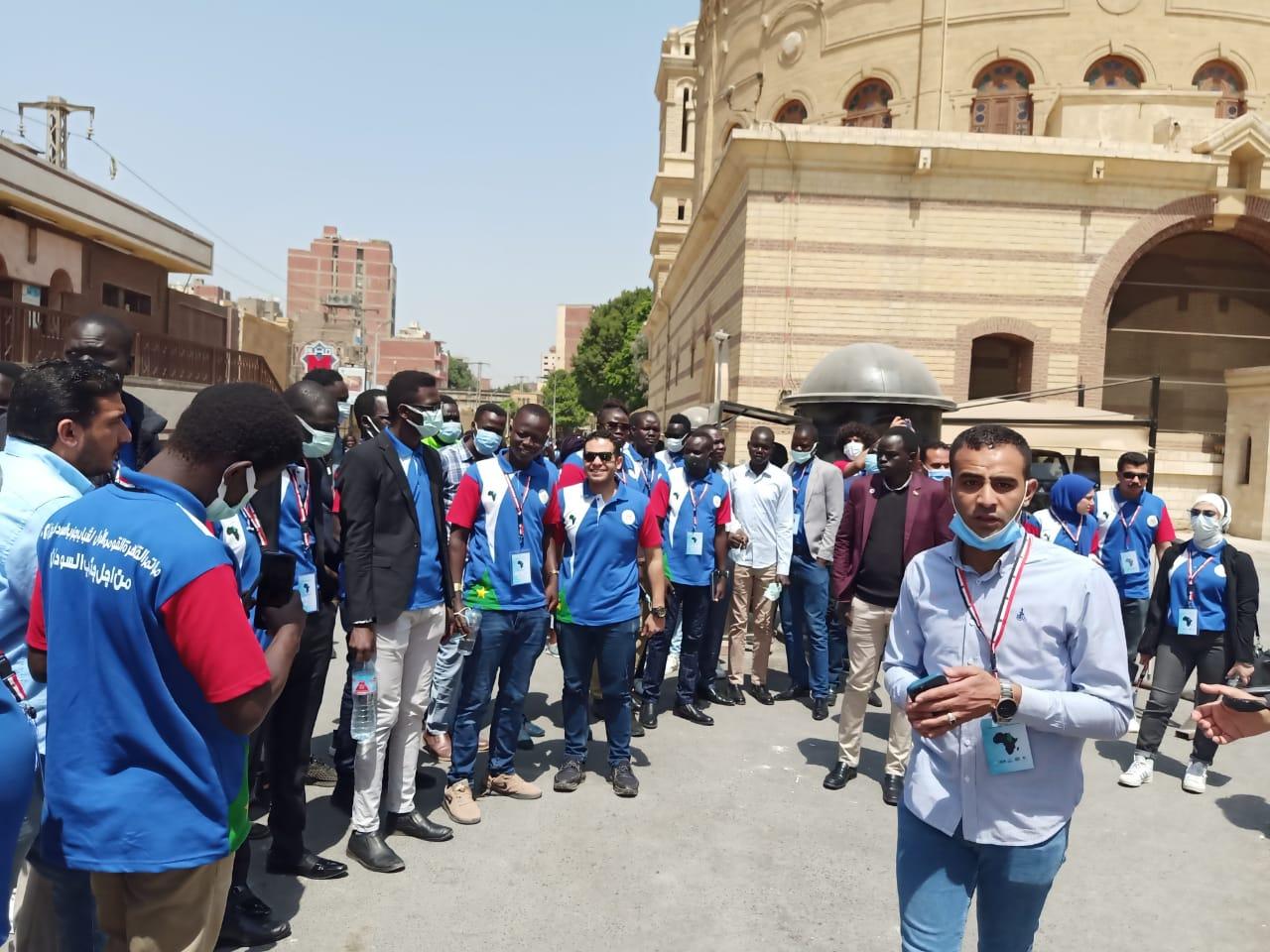 الجالية السودانية فى القاهرة  (3)
