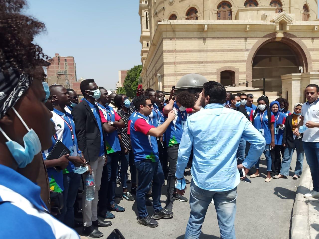 الجالية السودانية فى القاهرة  (6)