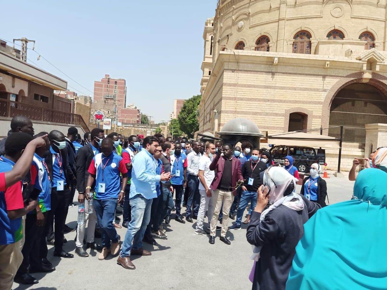 الجالية السودانية فى القاهرة  (2)
